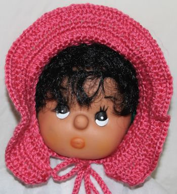 Retro Baby Bonnet