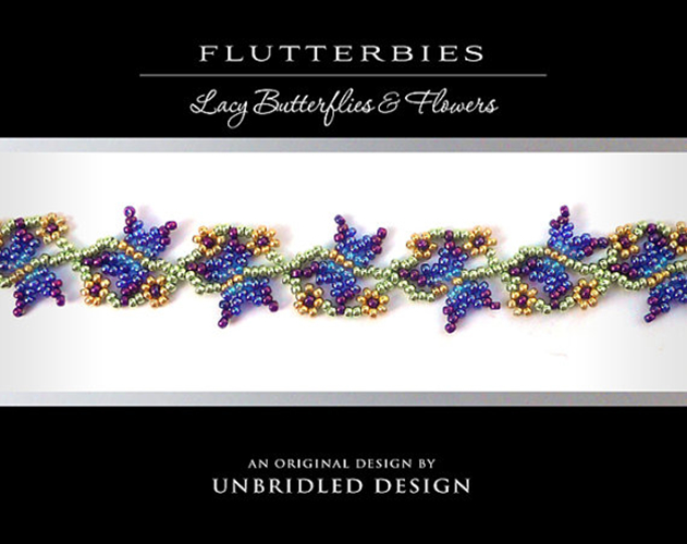 Flutterbies Butterfly Chain