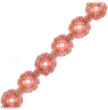 Peachy Pinks Bracelet