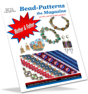 Bead-Patterns the Magazine - Issue 41 (May/Jun 2012)