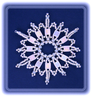 Snowflake #78 Ornament
