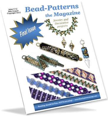 Bead-Patterns the Magazine - Issue 42 (Jul/Aug 2012)