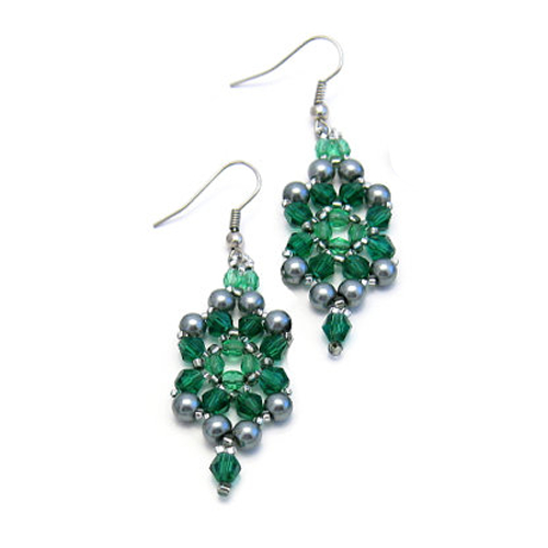 Be Jeweled Earrings