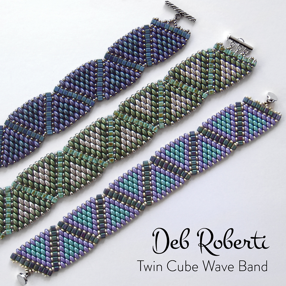 Twin Cube Wave Band
