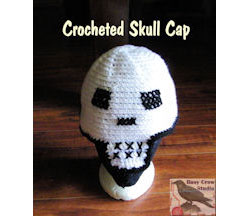 Crocheted Skullcap