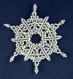Snowflake #29 Ornament