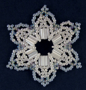 Snowflake #81 Ornament
