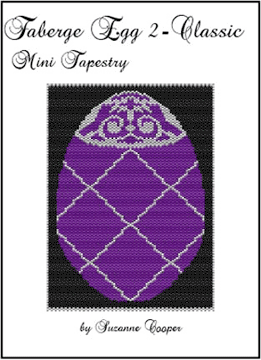 Faberge Egg 2 Classic Mini Tapestry