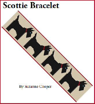 Scottie Dog Bracelet
