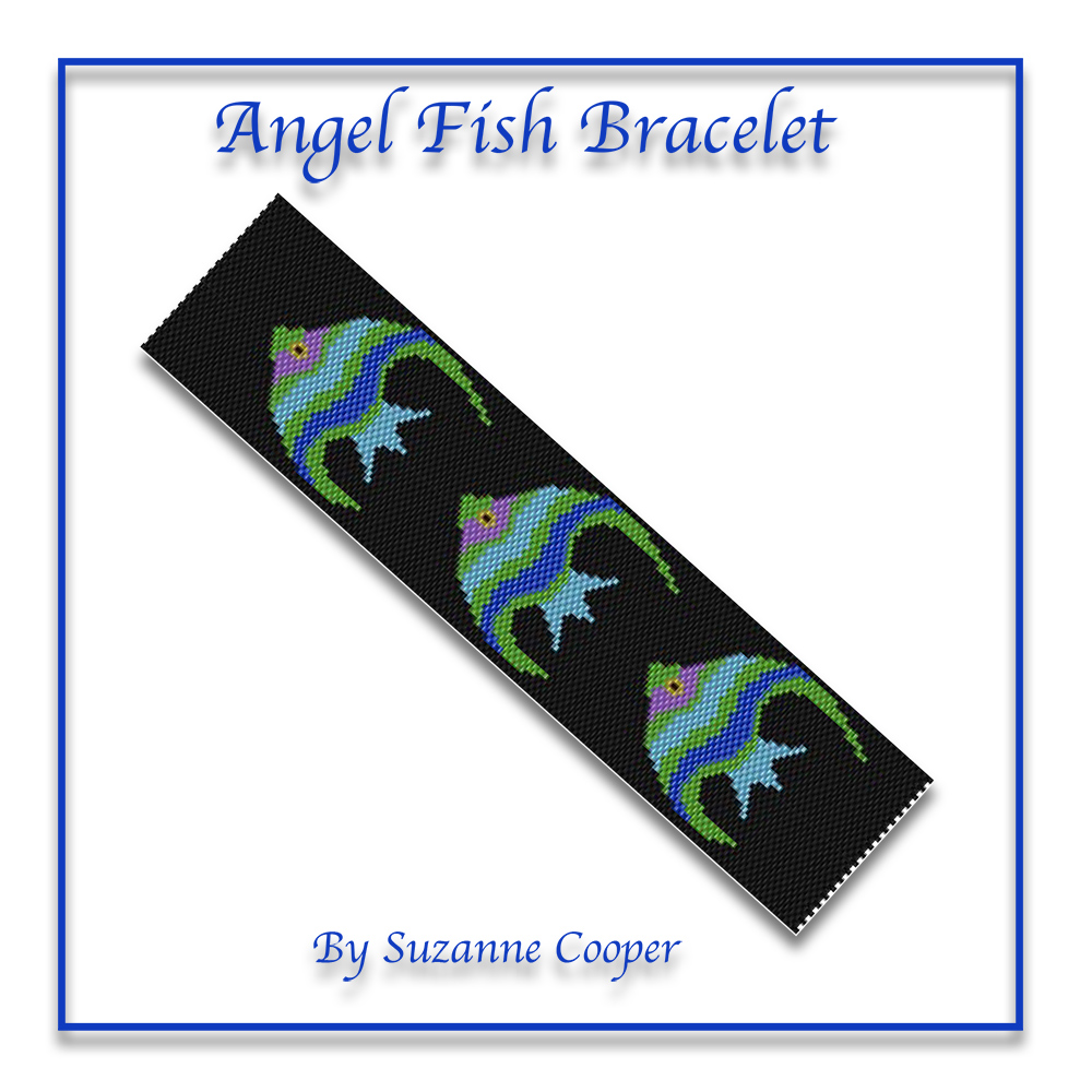 Angel Fish Bracelet