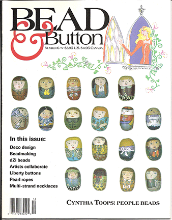 006 Bead & Button Magazine, 1994 December, #6 (Used)