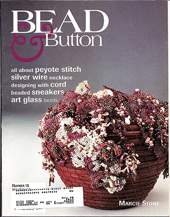 015 Bead & Button Magazine, 1996 October, #15 (Used)