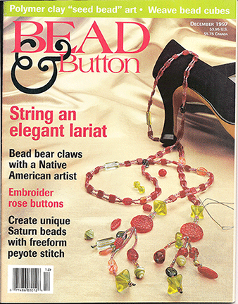 022 Bead & Button Magazine, 1997 December, #22 (Used)