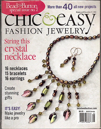 2002 Special Issue, Bead & Button, Chic & Easy (Used)