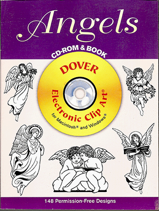 Angels CD-ROM and Book