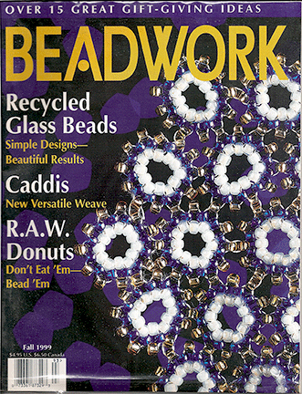 1999 Fall - BEADWORK magazine (Used)