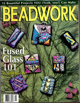 2000 May/June - BEADWORK magazine Volume 3 Number 3 (Used)