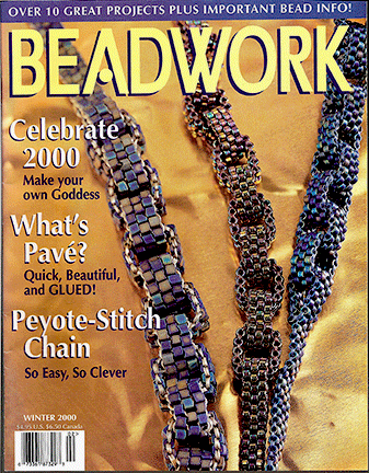 2000 Jan/Feb (Winter) - BEADWORK magazine Volume 3 Number 1 (Us