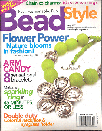 2005 May, Bead Style Magazine, Volume 3 Issue 3