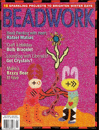 2003 Dec 2002-Jan 2003 - BEADWORK magazine Volume 6 Number 1 (Us
