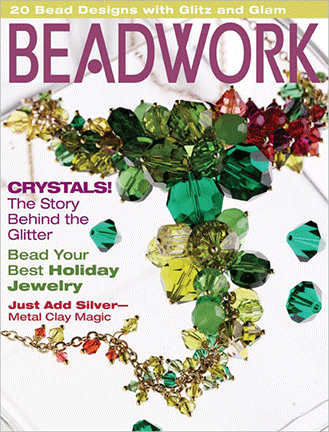 2006, Dec 2005-Jan 2006 - BEADWORK Mag Vol 9 No 1 (