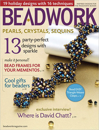 2010 Dec 2009 - Jan 2010 - BEADWORK magazine Volume 13 Numbe