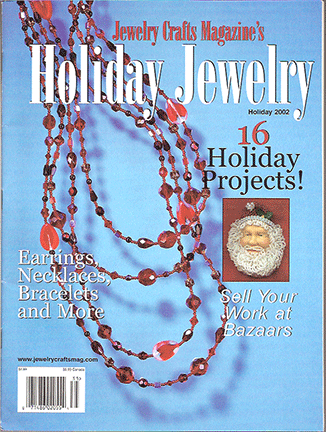 2002 Holiday, Jewelry Crafts Magazine (Used)