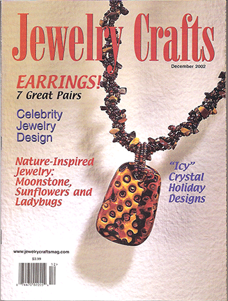 2002 December, Jewelry Crafts Magazine (Used)