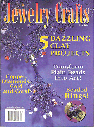 2004 June, Jewelry Crafts Magazine (Used)