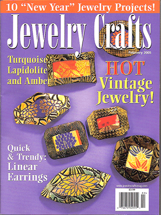 2005 February, Jewelry Crafts Magazine (Used)