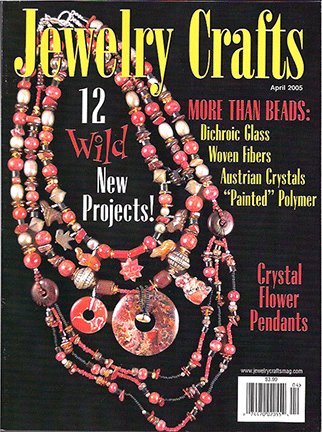 2005 April, Jewelry Crafts Magazine (Used)