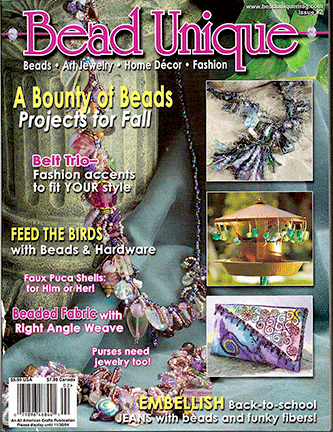 002 Bead Unique Magazine, Issue 2 (Like New)