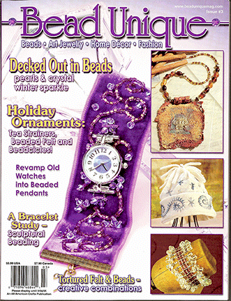 003 Bead Unique Magazine, Issue 3 (Like New)