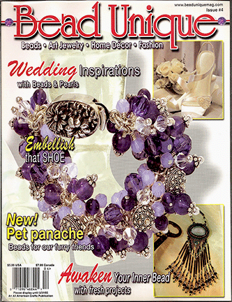 004 Bead Unique Magazine, Issue 4 (Like New)