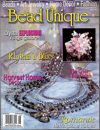 006 Bead Unique Magazine, Issue 6 (Like New)