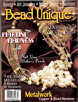 007 Bead Unique Magazine, Issue 7 (Like New)