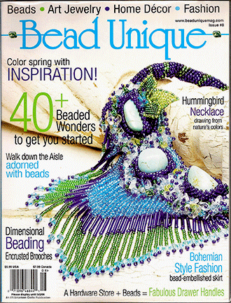008 Bead Unique Magazine, Issue 8 (Like New)