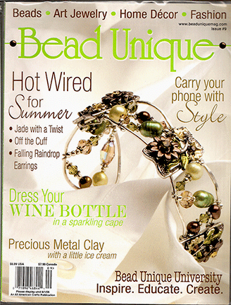 009 Bead Unique Magazine, Issue 9 (Like New)