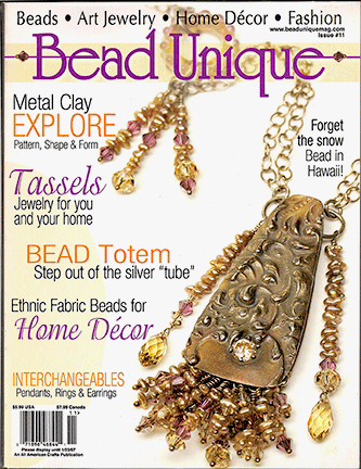 011 Bead Unique Magazine, Issue 11 (Like New)