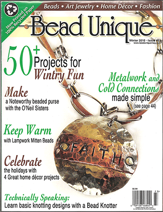 023 Bead Unique Magazine, Issue 23 (Like New)