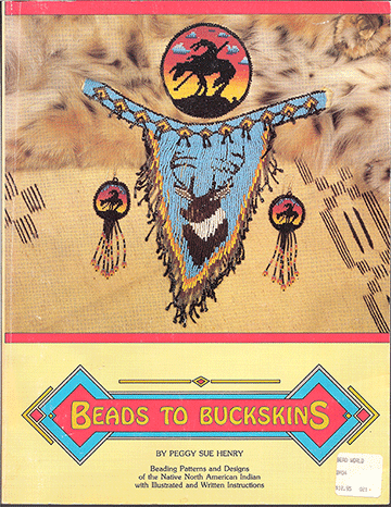 Beads to Buckskins Book, Volume 1 (Used)