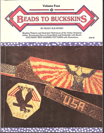 Beads to Buckskins Book, Volume 4 (Used)