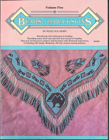 Beads to Buckskins Book, Volume 5 (Used)