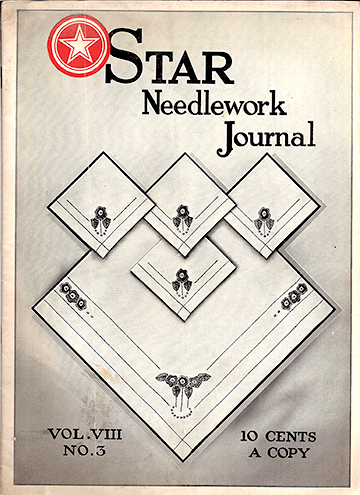 Star Needlework Journal Vol. VIII No. 3, Original Vintage (Used)