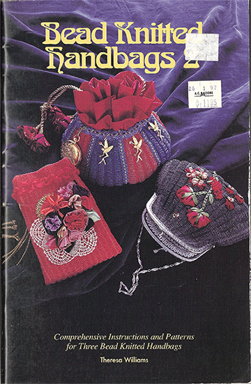 Bead Knitted Handbags 2 Book (Used)