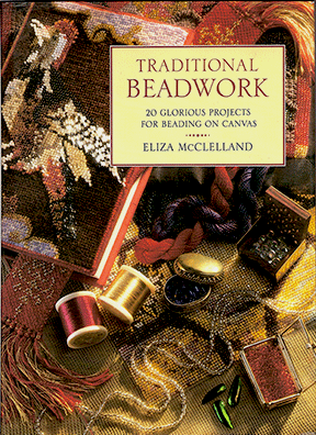 Traditional Beadwork. Hardcover, Eliza McClelland (Used)