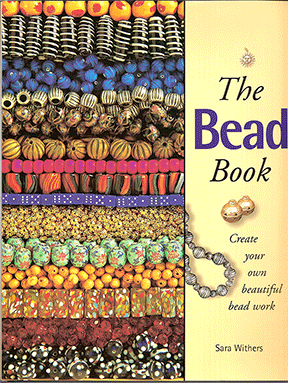 The Bead Book, Sara Withers, Hardcover (Like NEW)