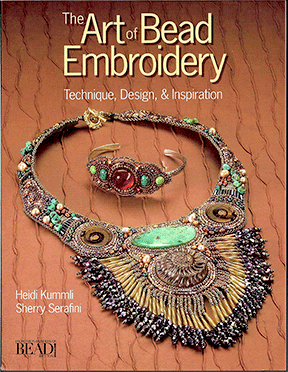 The Art of Bead Embroidery (Like NEW)