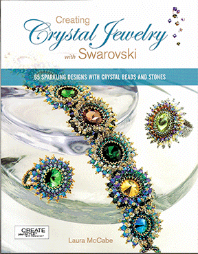 Creating Crystal Jewelry with Swarovski (Like NEW)
