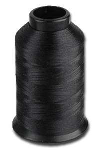 Nymo Thread, 3 oz Spool/Cone, size B, Black